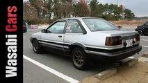 One-owner Wasabi - 1983 Toyota Sprinter Trueno AE86-f