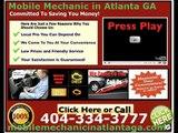 Mobile Car Repaire Atlanta 404-334-3777