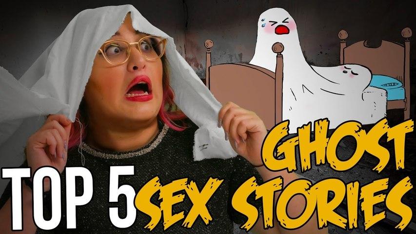 TOP 5 GHOST SEX STORIES // Dark 5   Snarled