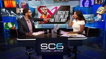 Can Chris Paul And James Harden Co-Exist On Rockets- - SC6 - June 28, 2017