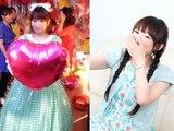 Ultra-preciosas] Si, después de Yui Horie está cantando una canción de AKB48
