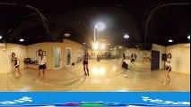 [AfreecaTV VR] 레이싱모델 퍼포먼스팀 '탑걸(TopGirl)' - 심쿵해 [4K] [Sexy Dance] - KoonTV