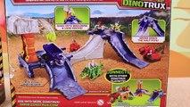 Et captures dinosaure Oeuf des œufs charge Nouveau sur parc Roche patin Dinotrux ton-ton surprise openin