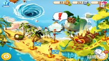 ANGRY BIRDS EPIC - Pirate Ship Boss & Bomb Bird! Gameplay Walkthrough (iOS, Android) - Par
