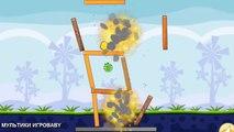 Enojado aves Niños para juego de dibujos animados sobre Ingres berdz Nivel 12 Angry Birds Ingres berdz prot