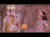 Lord Vinayaka, Lord Kumara Swamy Playing - Sri Vinayaka Vijayam Movie Scenes