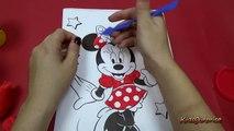 Et argile les couleurs explorateur Apprendre souris jouer le le le le la Minnie doh mickey clubhouse dora peppa