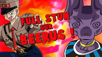 DBZ  Dokkan Battle : Full Stun sur Beerus !