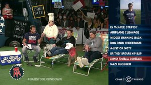 The Barstool Rundown - Live from Houston - Johnny Football's Comeback-DUg83qUIxw0