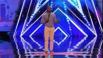 Preacher Lawson- Standup Delivers Cool Family Comedy - America's Got Talent 2017