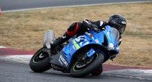 2017 Suzuki GSX-R 1000 Magny-Cours ESSAI POV Auto-Moto.com