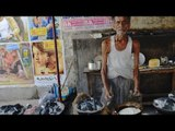 Inspirational Old Man from India ||Famous Dibba Rotti on Charcoal || Rare Street Food in India