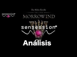 The Elder Scrolls Online Morrowind Análisis Sensession