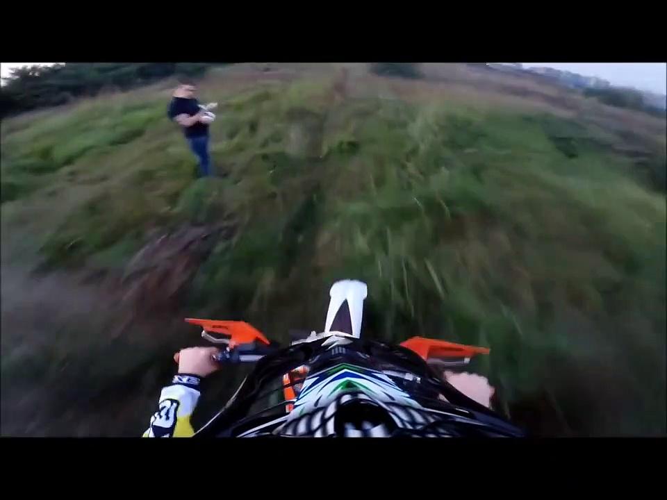 KTM 300 crashsdfsdf