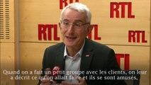 InOuï : Guillaume Pepy évoque avec humour le changement de nom du TGV