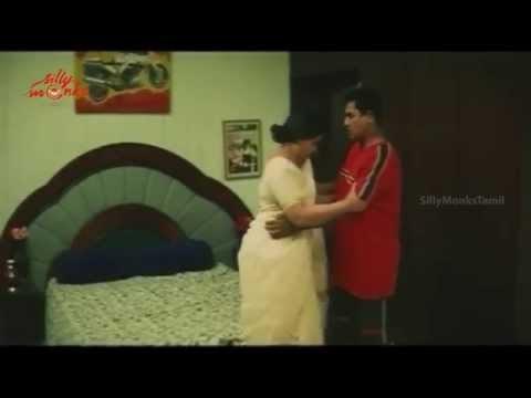 Ilamai Nila Movie Scenes - Romantic Scene - Shakeela, Komala