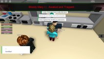 Roblox Adventures DONT LOOK INTO THE MIRROR IN ROBLOX! (Bloody Mary in Roblox)