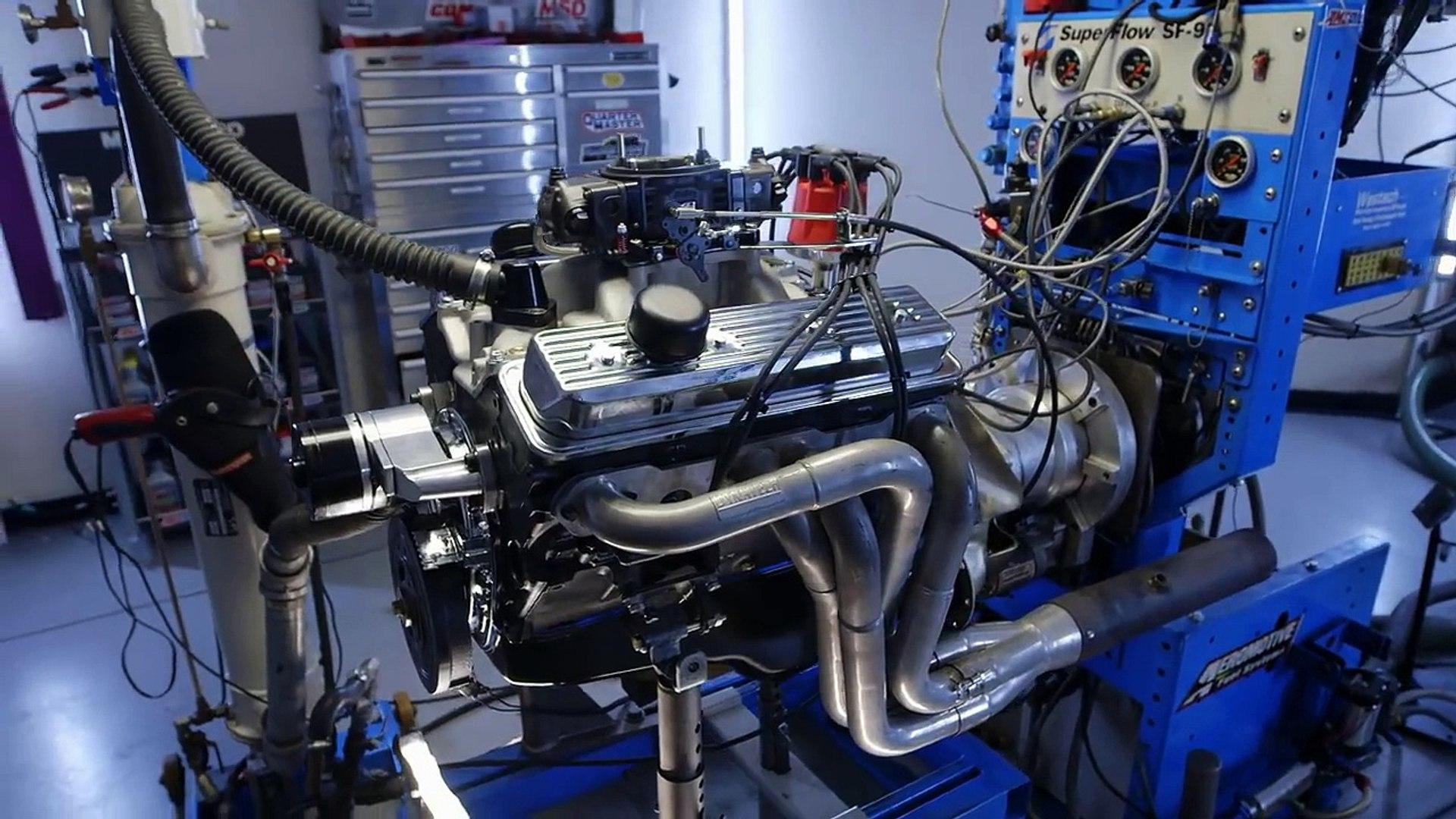 DIY Cylinder Head Porting Gains 92 Horsepower! Engine Masters Ep  21