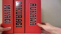 Figure Unboxing The Spirit Colletion of Inoue Takehiko Kaede Rukawa