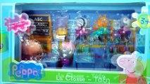 À bulle docteur épisode guppys hôpital porc jouer jouets visite Peppa jouet dargile DOH