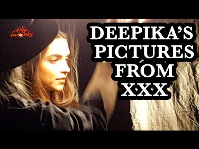 WOW! Vin Diesel- Deepika Padukone's 'xXx: The Return of Xander Cage' first look
