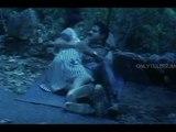 Divya Bharathi Romance With Balakrishna - Dharma Kshetram Movie Scenes
