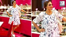 Pregnant Esha Deol Looks Cute With Her Baby Bump