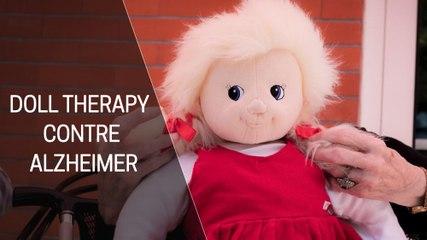 Doll therapy contre Alzheimer : une poupée pour apaiser les patients