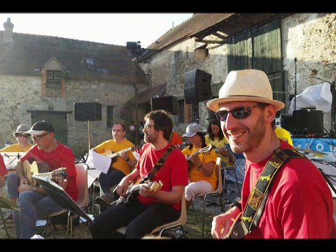 "Gratt'Essonne Big Band : ""Birdland"" de Weather Report, arrangement de Michel Le Guen"