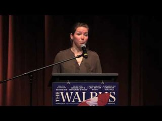 Turning the Tide: Challenging How We See Water | Angela Giles | Walrus Talks