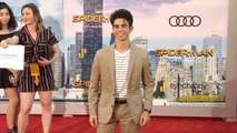 """Cameron Boyce """"Spider-Man: Homecoming"""" World Premiere Red Carpet"""