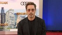 "Robert Downey Jr. ""Spider-Man: Homecoming"" World Premiere Red Carpet"
