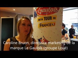 Le Gaulois, 3e année de partenariat avec le Tour de France