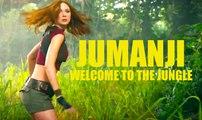 JUMANJI - Welcome to the Jungle Trailer #1 - Kevin Hart, Karen Gillan, Dwayne Johnson, Missi Pyle