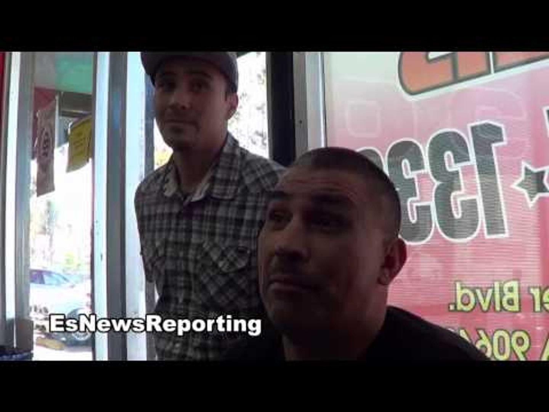 freddy hernandez wants winner of ortiz vs colazo says will beat ortiz EsNews Boxing