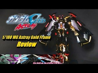 1/100 MG Astray Gold Frame Metal Build (Daban) Review