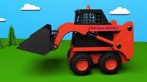 Camions pour enfants enfants éducatif les dessins animés pour enfants bébés les tout-petits un