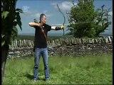 Dos de cheval hongrois maîtriser tir à larc ~ lajos kassai nouveau-16