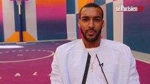 NBA : Rudy Gobert à Paris avec des enfants du Secours Populaire