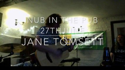 Jane Tomsett - Confetti In The Air - Nub In The Pub 27th June 2017