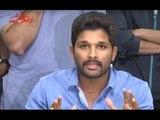 Allu Arjun Speaks at 'Mana Madras Kosam' FundRaiser Event for Chennai Flood Relief