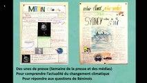 """Journée de l'innovation - projet """"Youth climat dialogue """""""