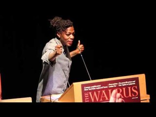 And through their vice we are healed | Garvia Bailey | Walrus Talks