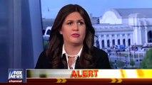 Sarah Huckabee Sanders Defends Trump's Twitter Attack On Mika Brzezinski