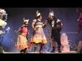 Devils Trying To Stop Lord Vinayaka Prayer  - Sri Vinayaka Vijayam Movie Scenes