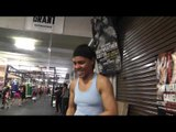 boxing star ava knight may fight on floyd mayweather undercard EsNews Boxing