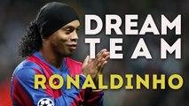 La Dream Team de Ronaldinho en Ligue des champions !