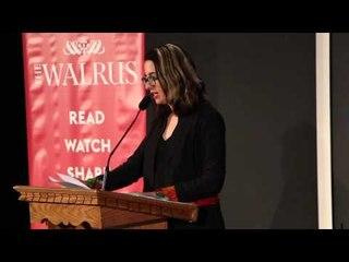 Good stories make good neighbours   Miranda Hill   Walrus Talks