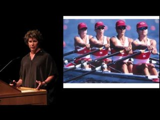 Expectation is play's enemy   Marnie McBean   Walrus Talks
