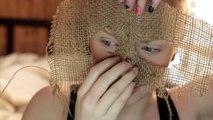 Terrifiant maquillage Nouveau épouvantail Halloween